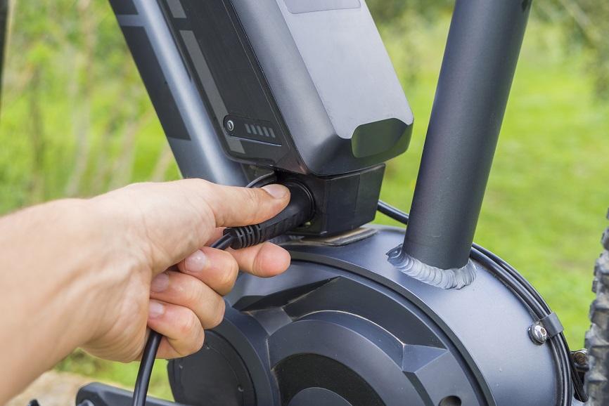 Wie viele Kilometer hält ein Fahrrad Akku eines Elektrofahrrads?